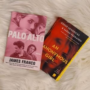 Book Bundle-Pair of Novels